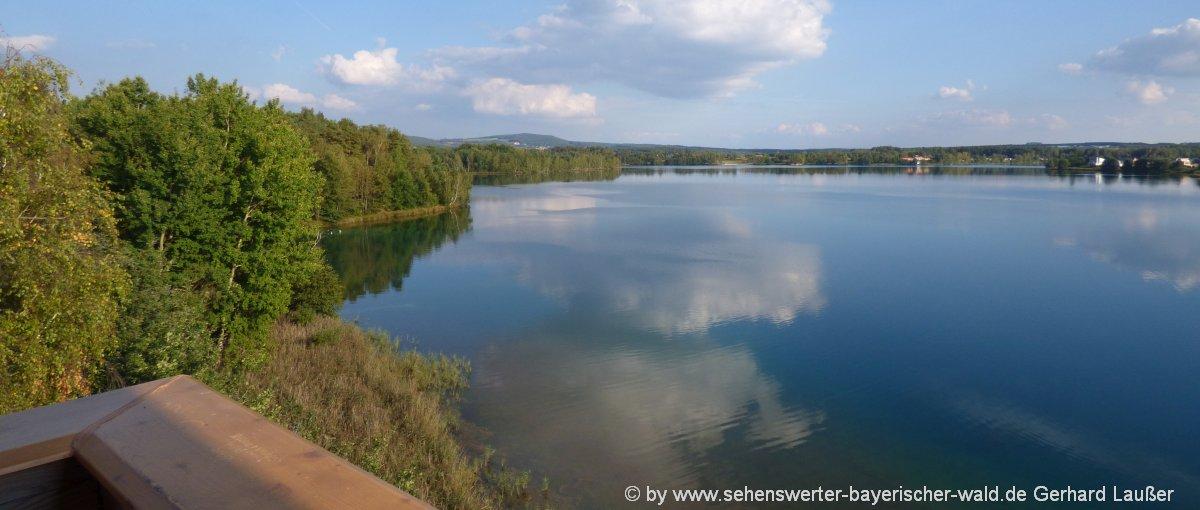 ausflugsziele-oberpfalz-murner-see-oberpfälzer-wald