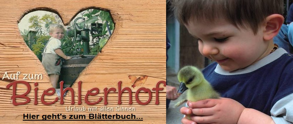 Bauernhofurlaub Oberpfalz