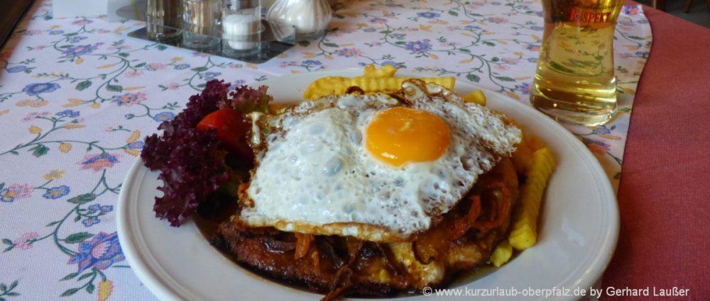 gasthof-oberpfalz-zimmer-frühstück-halbpension-schnitzel-essen