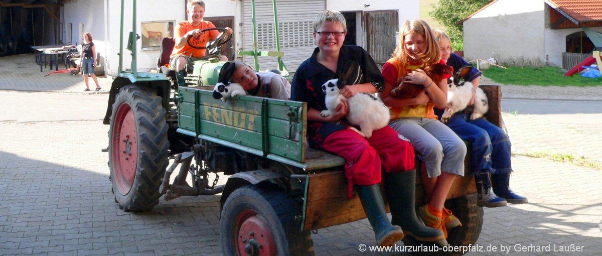 Urlaub am Bauernhof in Amberg Bauernhofurlaub in der Oberpfalz