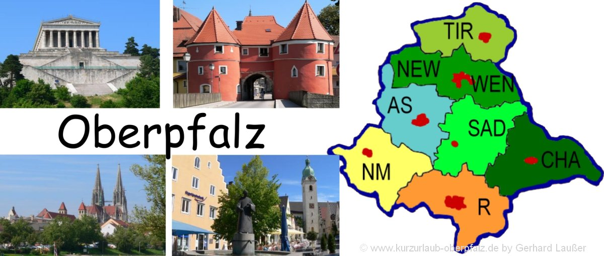 oberpfalz-unterkünfte-oberpfälzer-wald-ausflugsziele